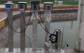 Lắp đặt hệ thống quan trắc nước tại Công ty TNHH Yokogawa Việt Nam
