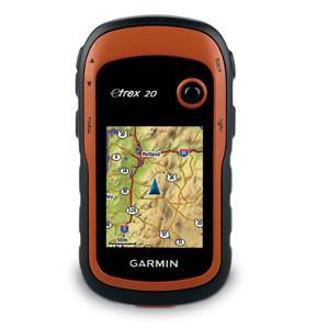 Kết quả hình ảnh cho Máy định vị GPS cầm tay Garmin GPS eTrex 20