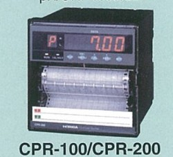 Máy đo pH tự ghi ( Ghi giấy) Horiba CPR-200-11 ( pH recorder ), with out put signal(4-20Am)