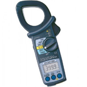 AC/DC Digital Clamp Meters K2003A